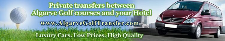 Algarve Golf Transfer