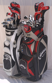 Callaway Golf Club Hire